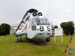 対潜哨戒機HSS-2B