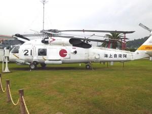 SH-60J横から