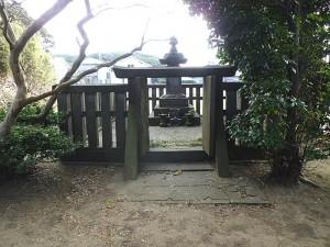 浄信寺保科正景公墓