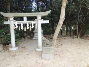 飯野神社 末社
