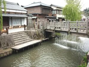 佐原の樋橋