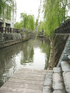 水郷佐原の小野川