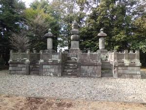 保科家の墓
