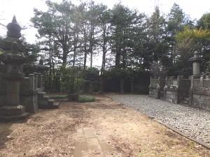 保科家墓所