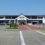 会津若松駅の駅舎