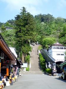 会津飯盛山