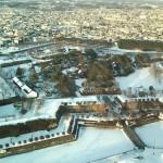 雪の五稜郭jpg