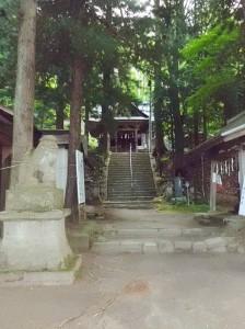 愛宕神社狛犬