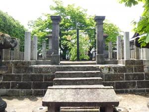 戊辰戦争殉難者墳墓
