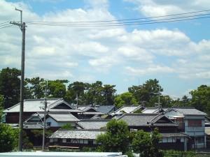 旧浜村集落の古民家