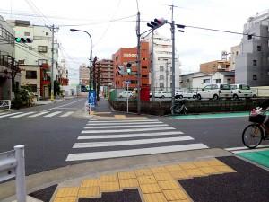 菊川の方向