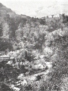堂ヶ島の古写真
