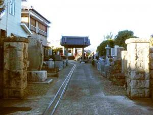 妙典寺山門