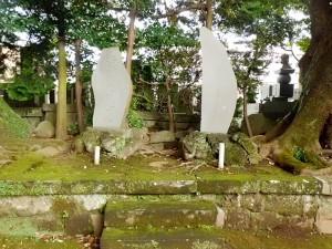 遊撃隊戦死士墓