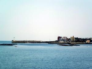網代の灯台