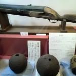 大筒と着発弾