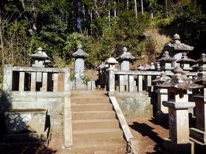 江川家墓地