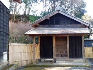 江川邸武器庫