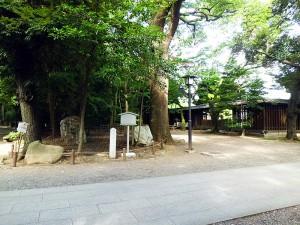 練兵館跡地