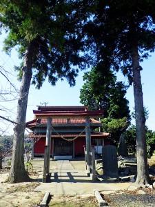 上根岸八坂神社