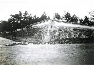 伏見奉行所址の古写真