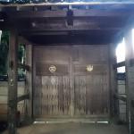 龍溪寺総門