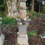 玄明院の墓