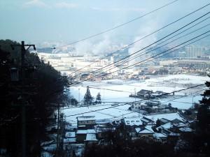 6廣澤寺から見た景色
