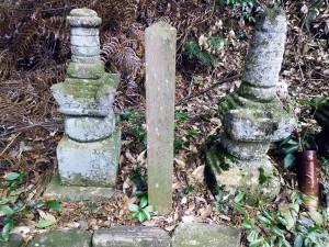 中川忠保の墓