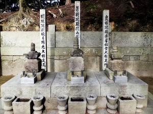 松平氏墓廟