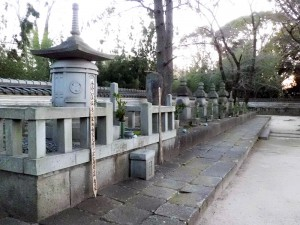 大樹寺松平八代墓