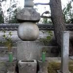 6代松平信忠の墓