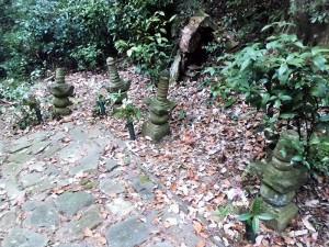 法蔵寺墓地