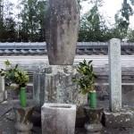 8代松平広忠の墓