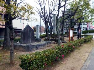 小豆坂古戦場跡