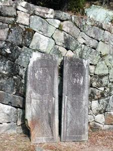 松平氏墓所の門