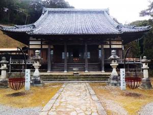 法蔵寺講寺本堂