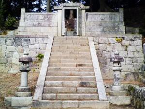 松平氏墓所