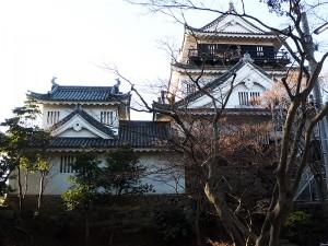 岡崎城天守閣