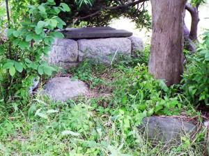 小久保藩庁・藩主邸跡の井戸
