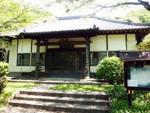 祥雲寺本堂
