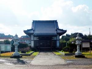 良玄寺本堂