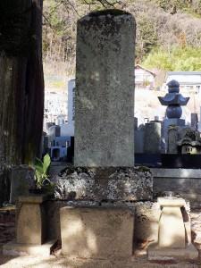 保科正光の墓