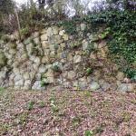 多古陣屋跡石垣