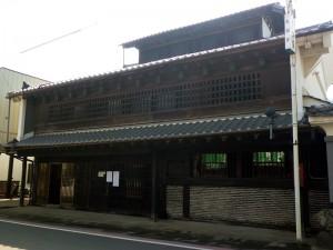 小鹿野町指定文化財常盤屋