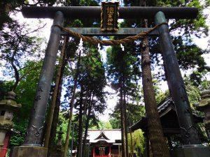 袖ヶ浦飽富神社