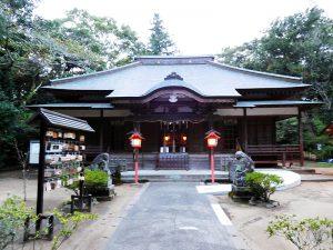 宮川熊野神社拝殿