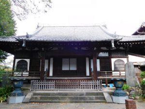 大智山海蔵寺社殿